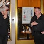 Alain VITALONI (technicien) et Thierry Meury