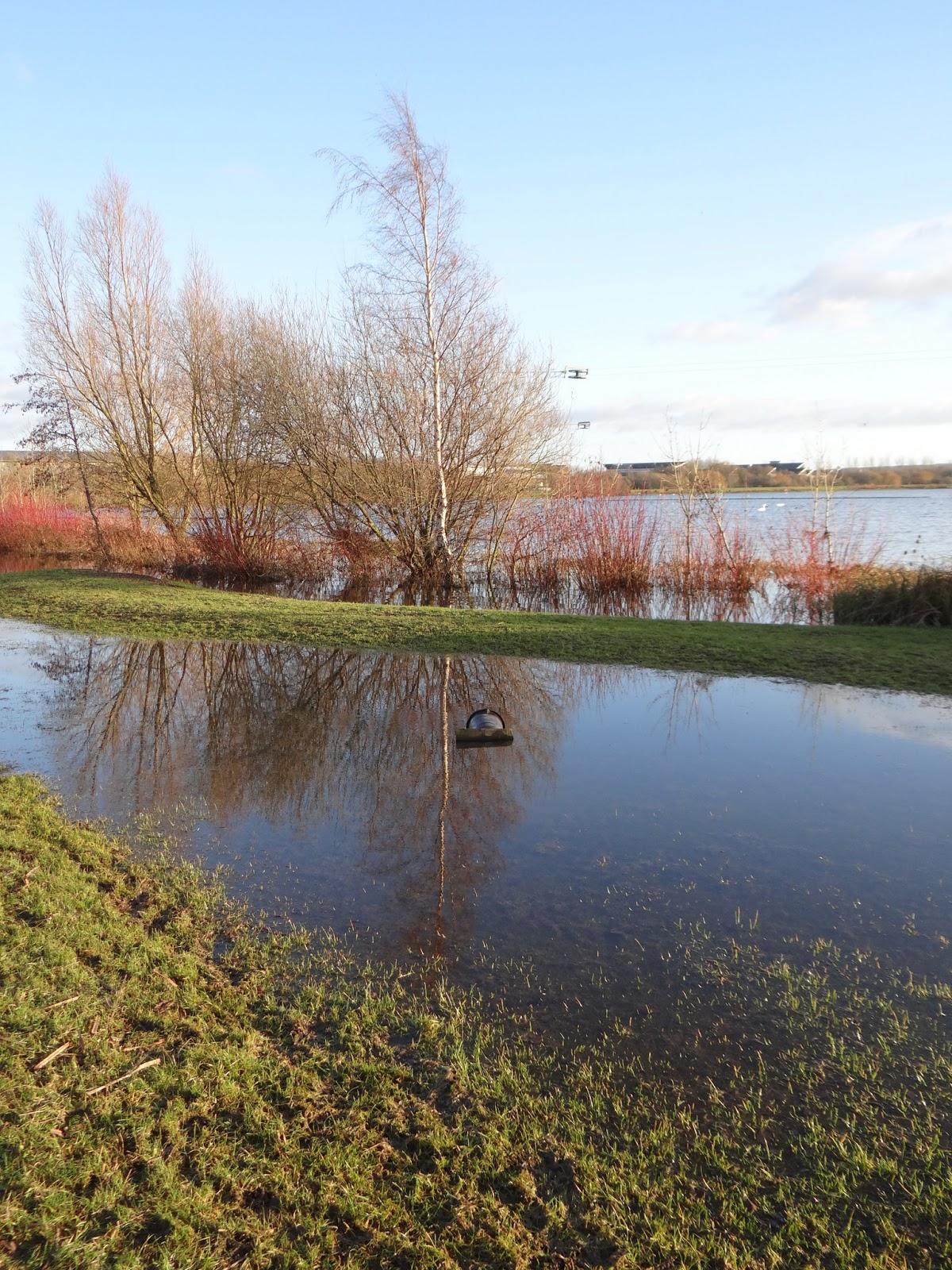 Overfull Lake
