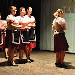 A Rózsaszirom női éneklőcsoport Ipolyszécsénkéről érkezett