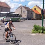 Mladší: výprava na kolech (2)