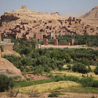 Ait Ben Haddou is an oasis