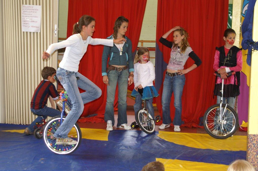 Circus en Receptie 60 Jarig Jubileum - jub211