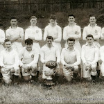 Crescent College Senior Cup Team 1953-54