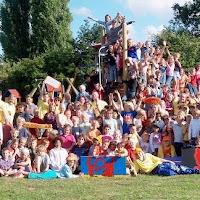Kampeerweekend 2004 - Groepsfoto