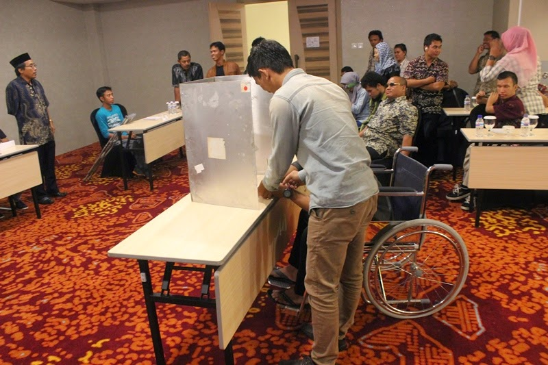 South Kalimantan Workshop Election Voting Simulation 27-28 June 2014 (E)