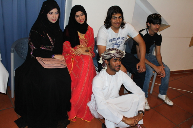 ESG Länderabend Oman SoSe 2012