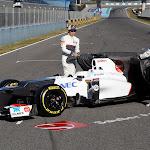 Reveal Sauber C31 Ferrari Perez & Kobayashi
