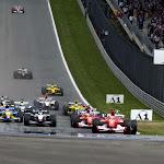 Start 2003 Austrian F1 GP