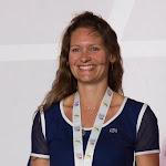 Déborah Ferrand, Bronze en Précision d'Atterrissage Femme @ 5DIPC 2014, photo Montfortls
