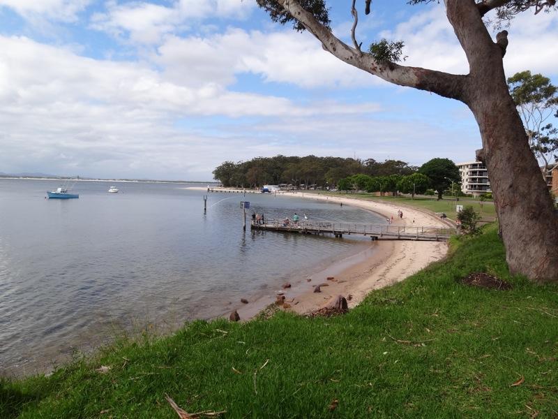 Little Beach, Nelson Bay