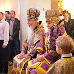 Fifth Sunday of Lent: Hierarchical Divine Liturgy