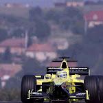 Jean Alesi, Jordan EJ11