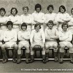 Senior Cup Team 1971-72