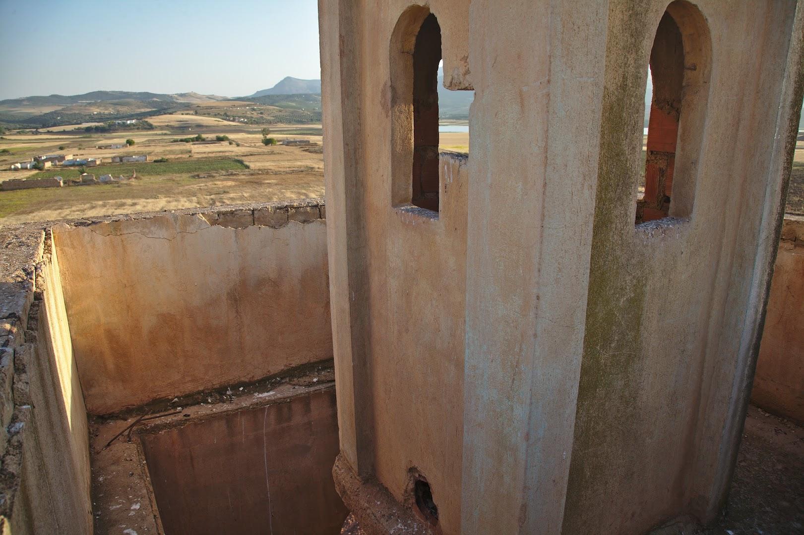 I always wanted to climb a minaret