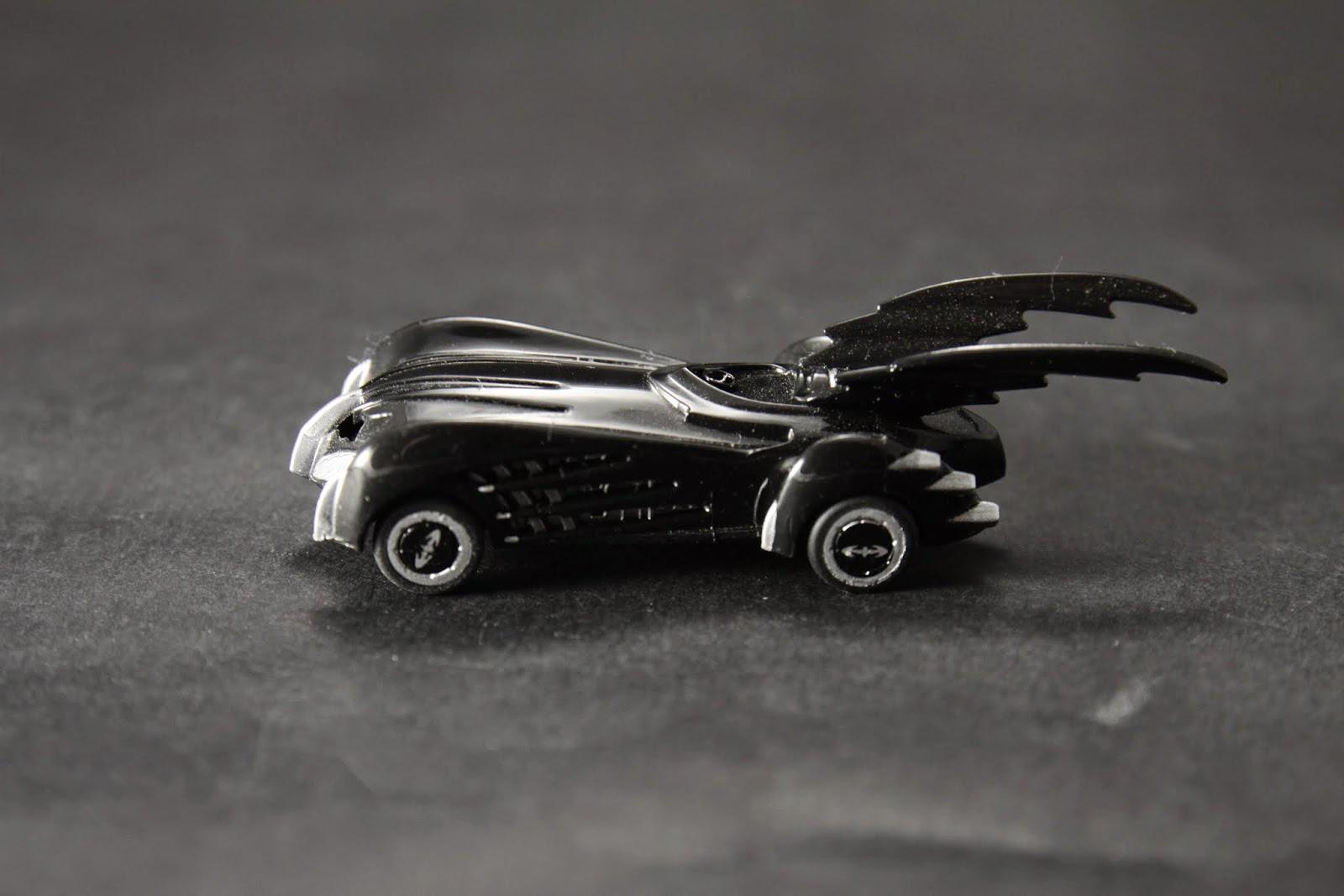 Bat Mobile也是我覺得歷代最醜