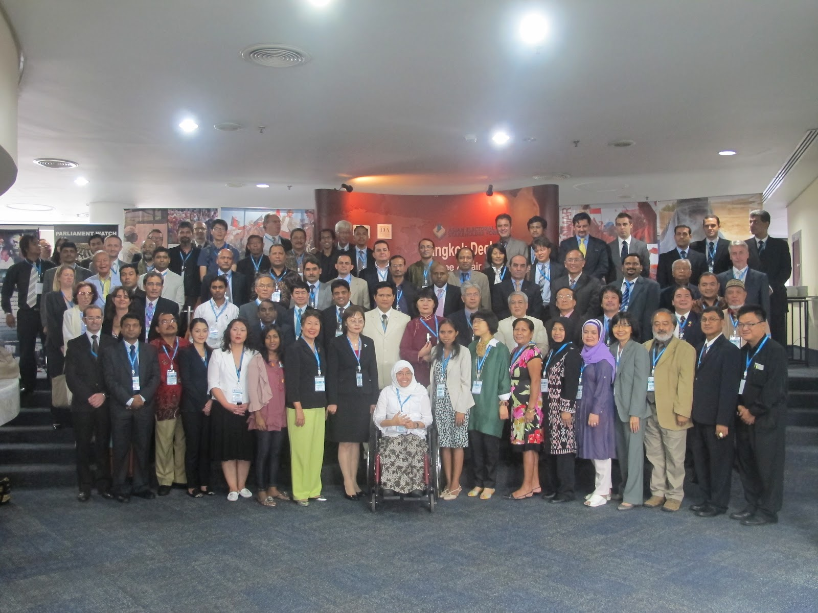 AESF Bangkok 10-11 Desember 2012