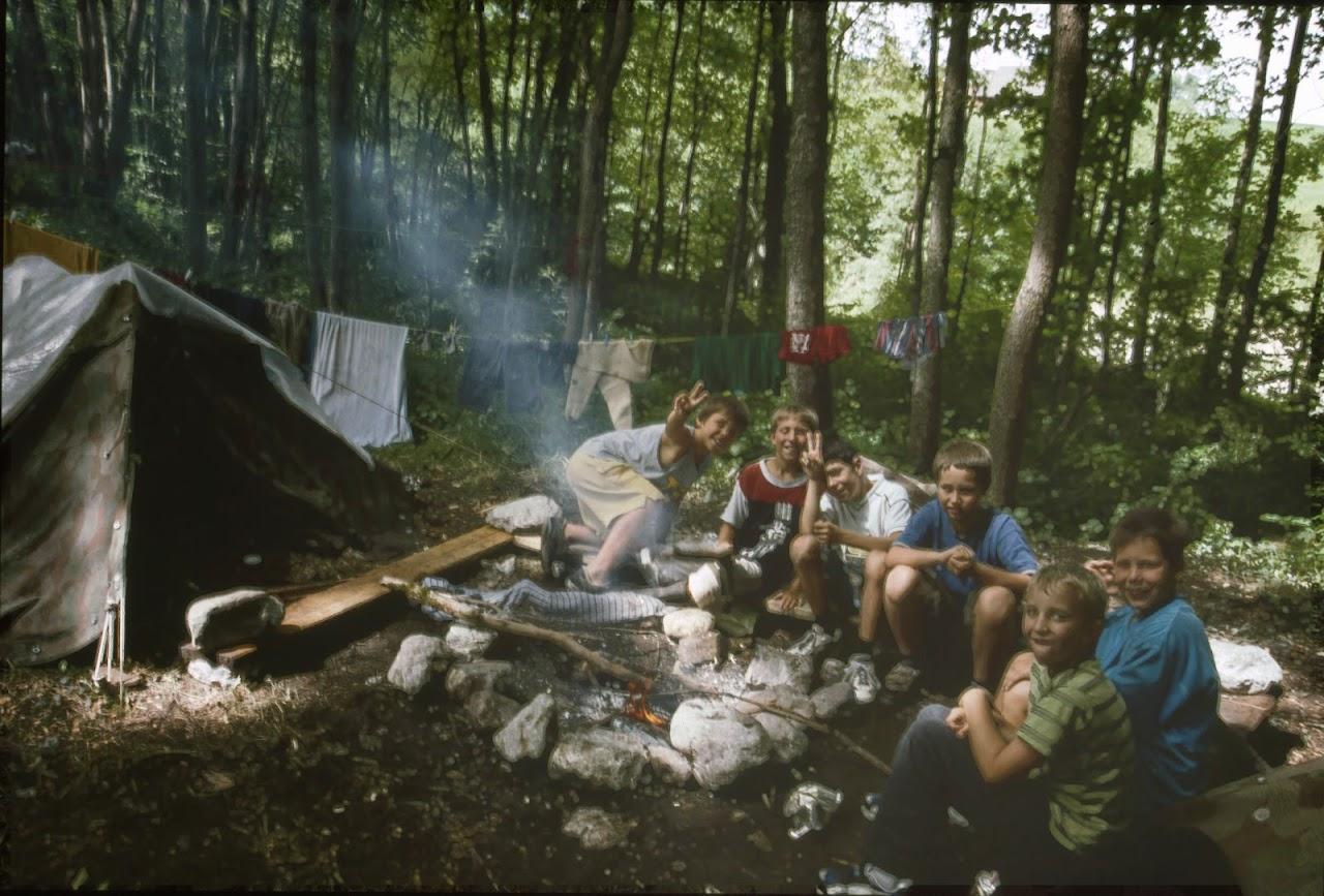2001 Sommerlager - Sola01_018