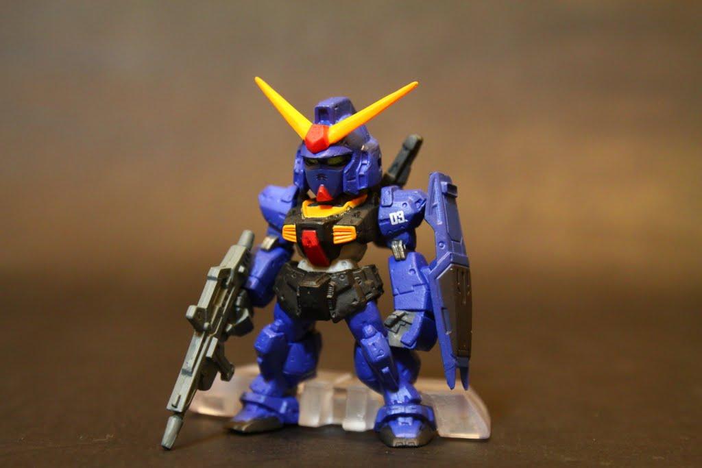 No.15 GUNDAM mk-II