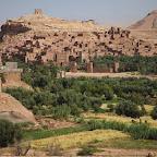 Ait Ben Haddou is an oasis