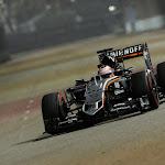 Nico Hulkenberg, Force India VJM08 Mercedes