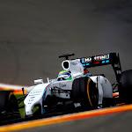Felipe Massa, Williams FW36 Mercedes