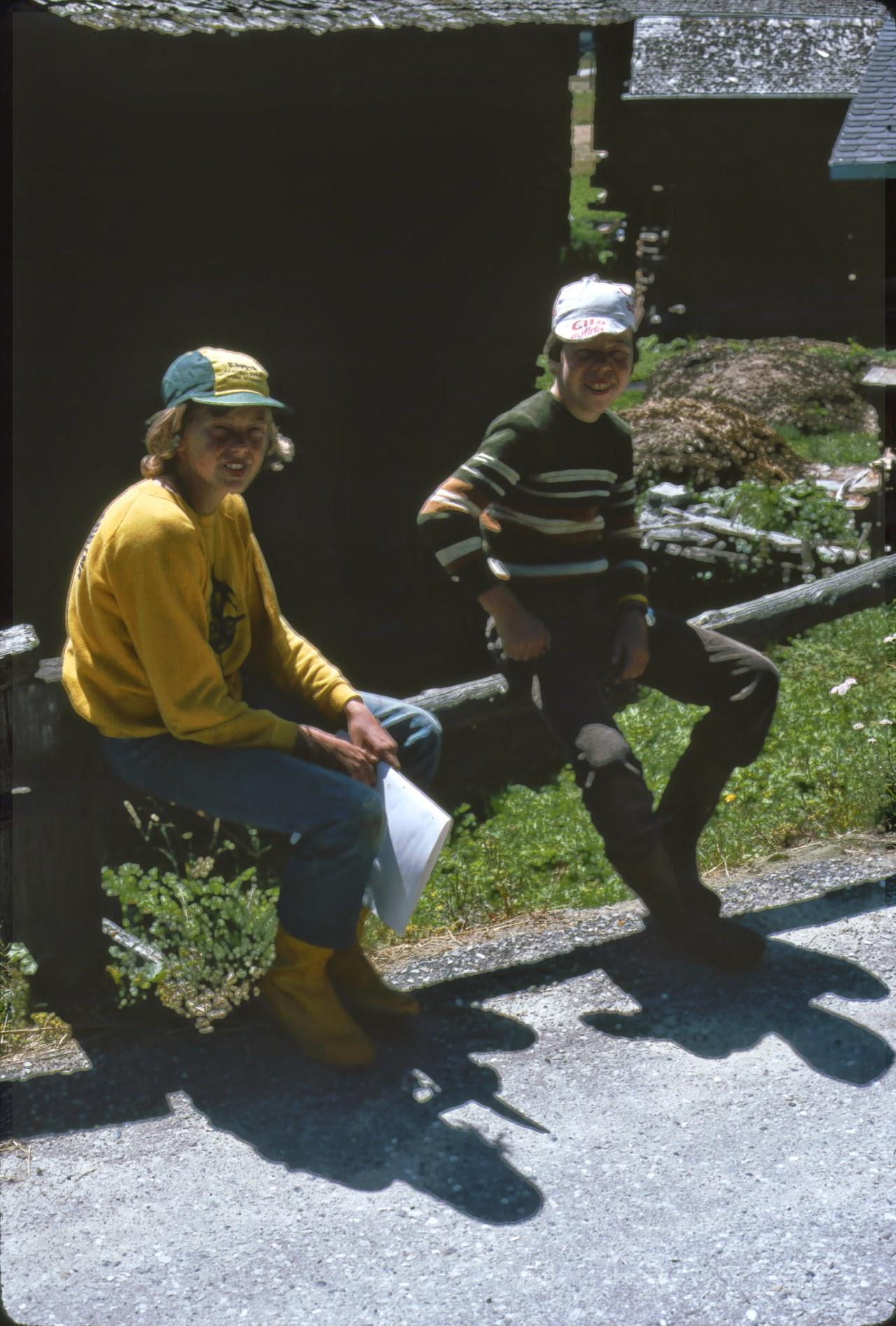 1981 Sommerlager JW - SolaJW81_104
