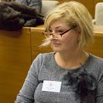 Dagmar Nagyová, a Szlovák Vöröskereszt városi szervezetének elnöke