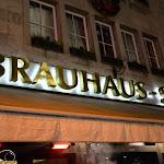 Zu Besuch in Köln: Brauhaus Sion (15.01.2016)