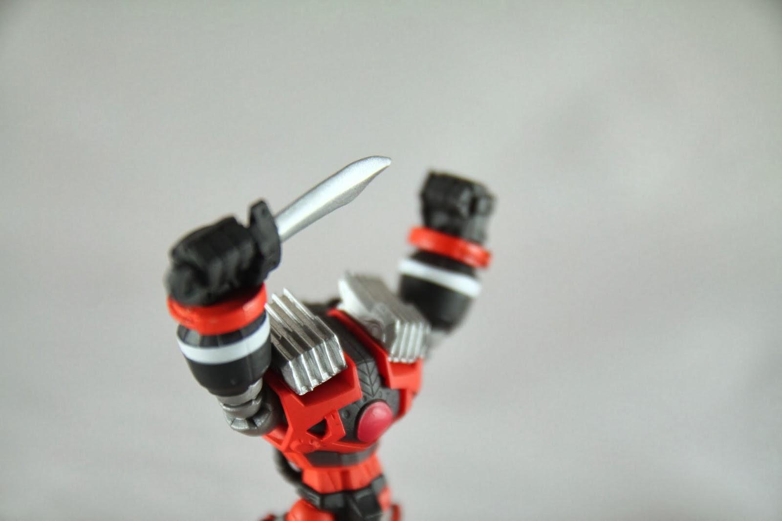 武裝就一把刀 好棒棒!