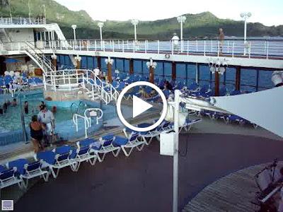 Farewell music from Bora Bora