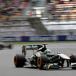 Heikki Kovalainen, Team Lotus T128