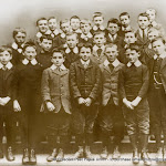 A School Group Crescent College 1914