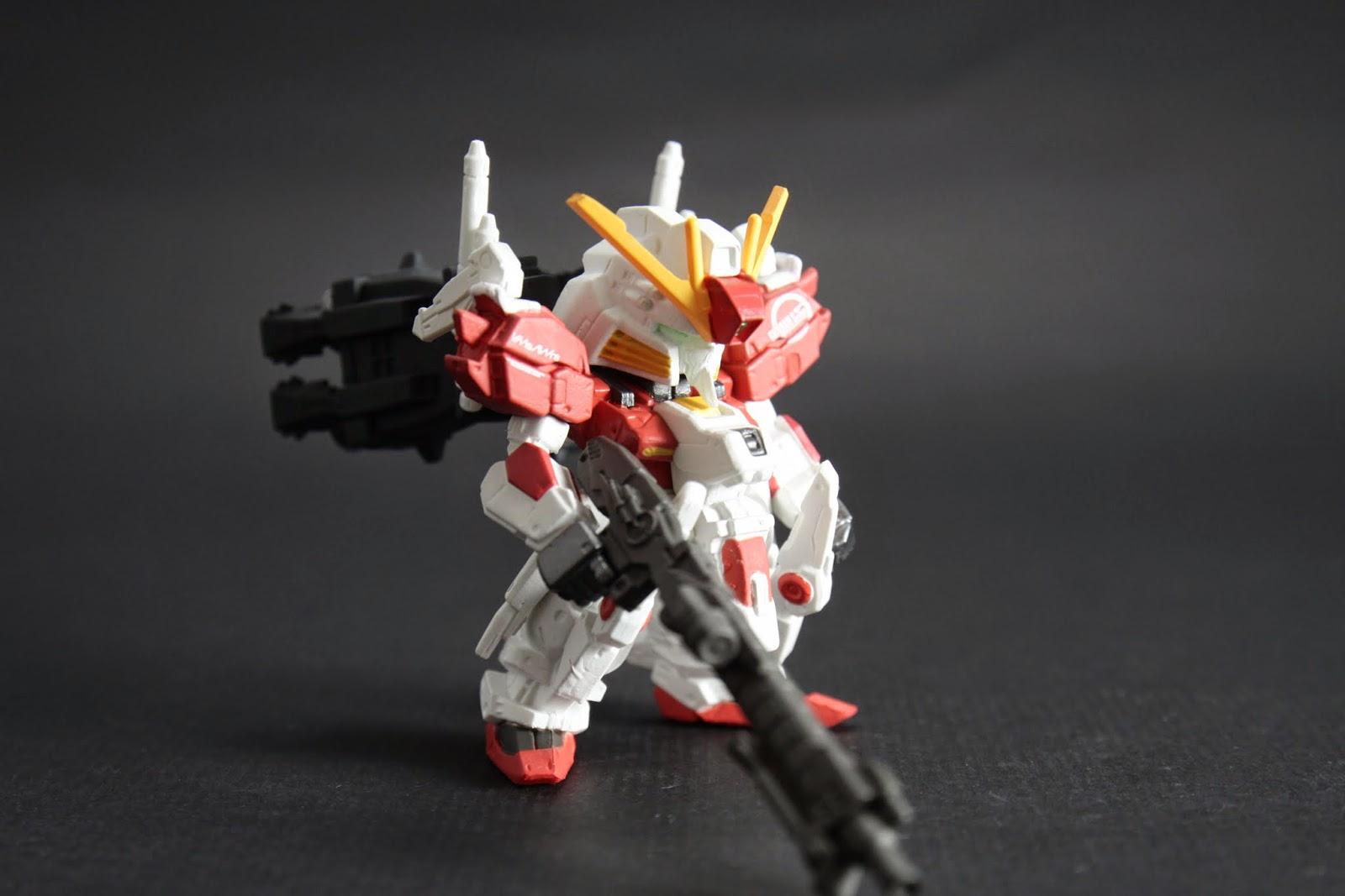 本體是Ex S Gundam 是前面有介紹的S Gundam的強化型