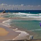 Approaching Gold Coast