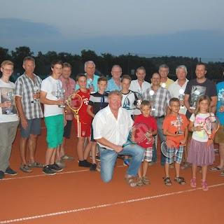 Gruppenfoto Vereinsmeisterschaften 2013