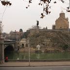 The bridge, where Muslims chopped heads twice in history of Georgia