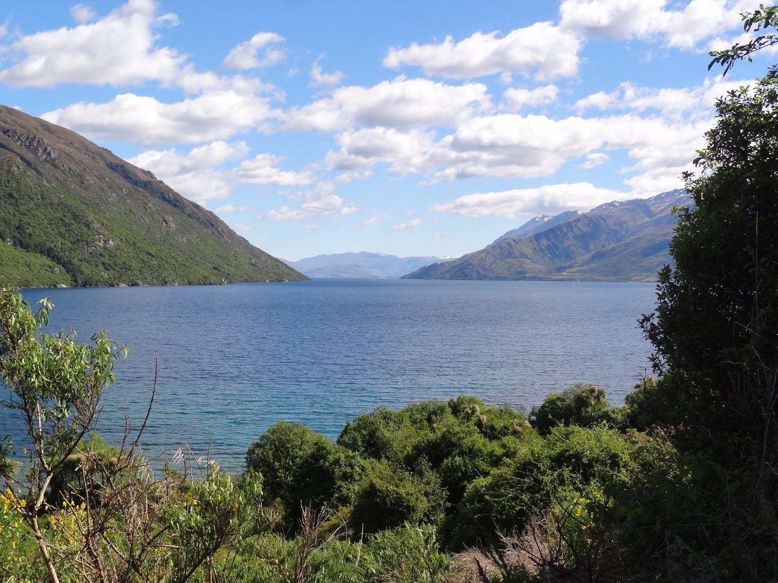 Lake Wakatipu from Kingston