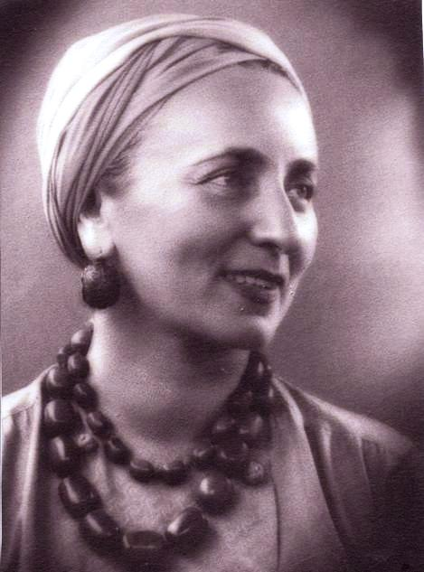 Bernardine (Dena) Szold, Ven. Thubten Wongmo's grandmother, 1930s