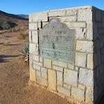 Box Canyon California Historical Landmark