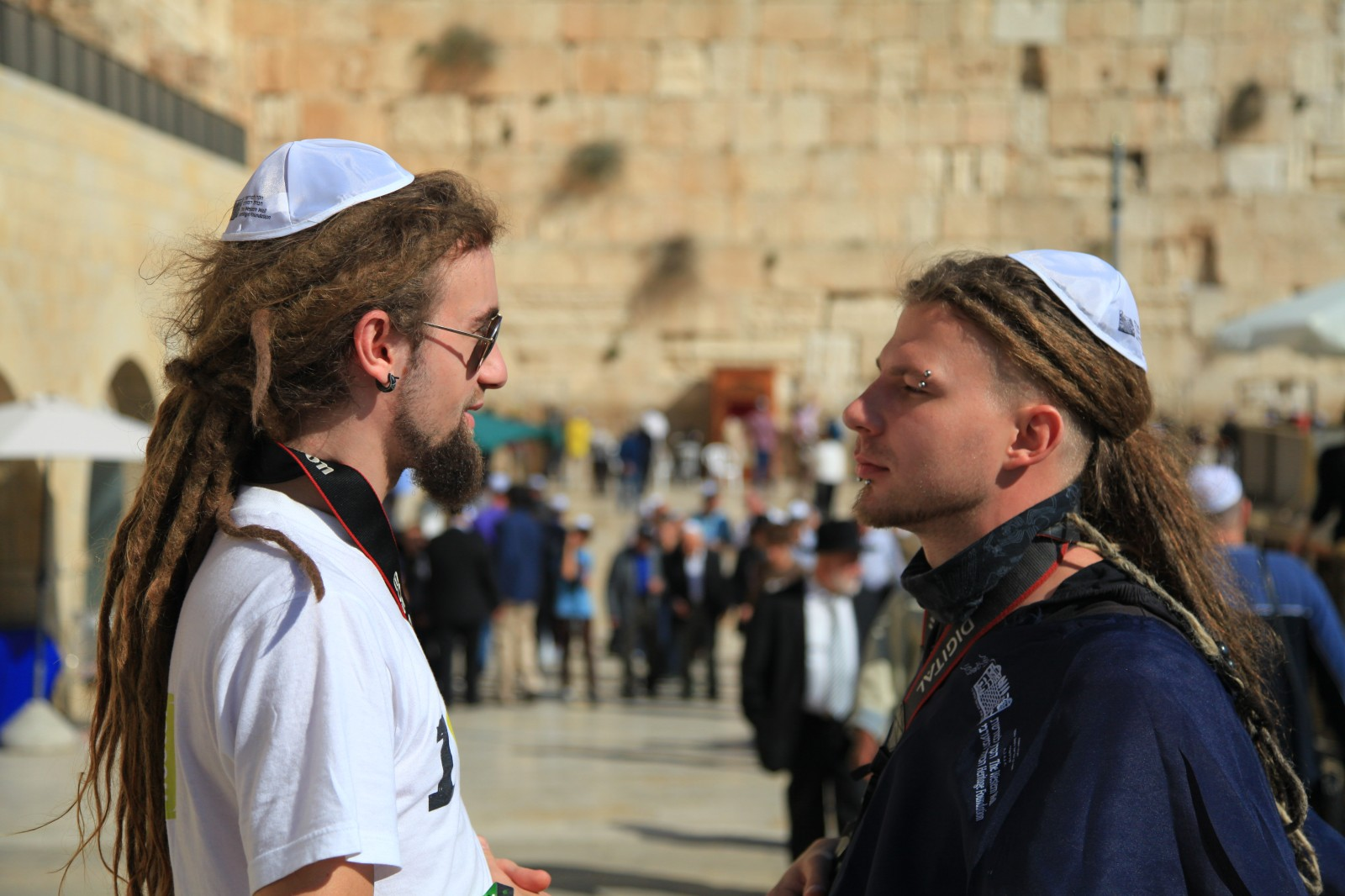 """""""I know Torah better than you!"""" """"No! You have no idea of the meaning of Kabbalah!"""""""