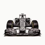 Infiniti Red Bull Racing RB11 front view white