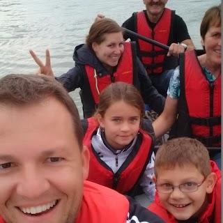 Fahrt mit den Jugendmannschaften von Neuhaus am Inn nach Passau