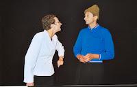 Le Théâtre Dû, En attendant le bal 02, 2ème Nuit, Cossé 2004