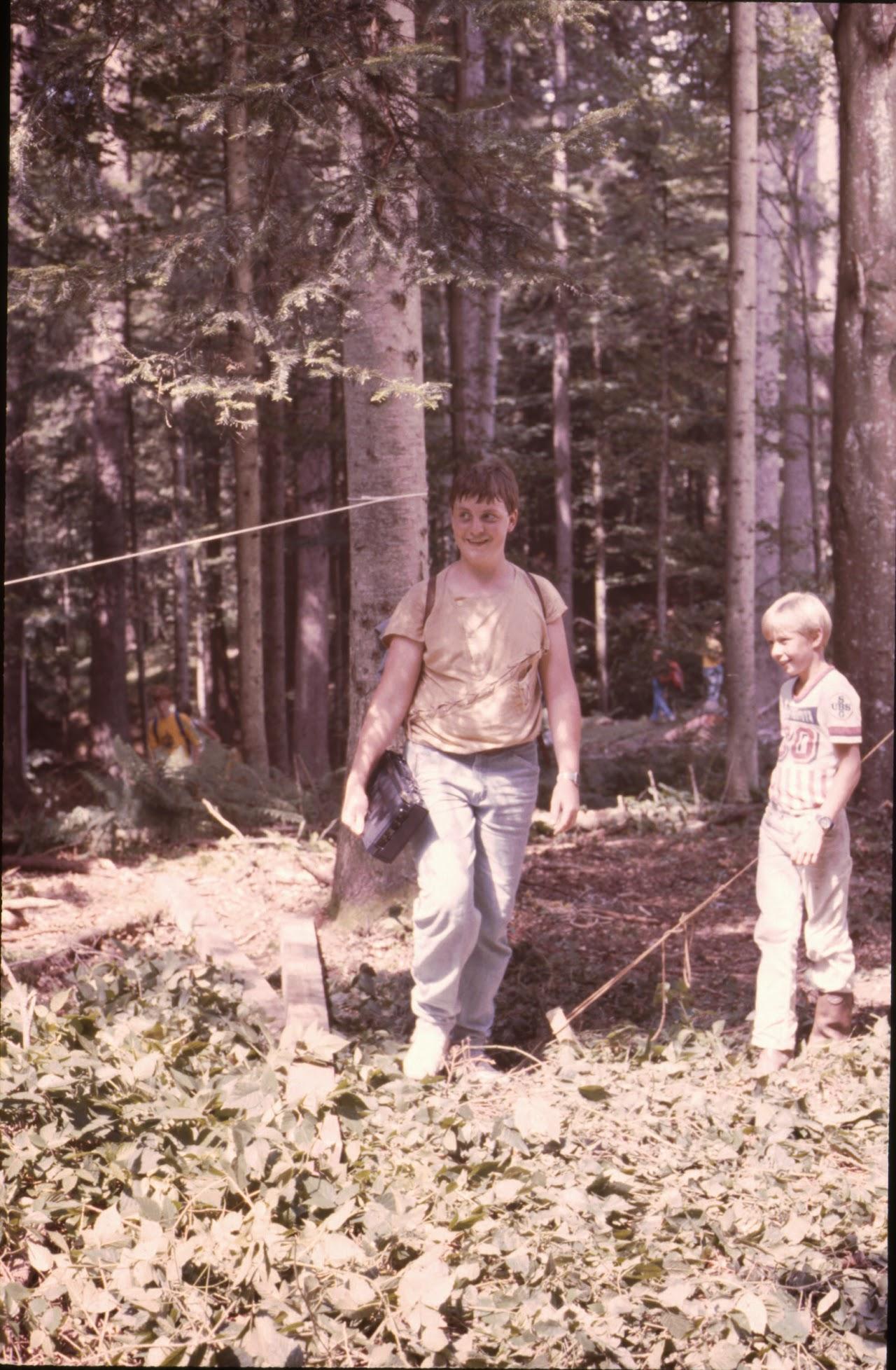 1985 Sommerlager - Sola85_317