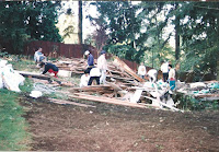 1994 - Early Construction Uphill