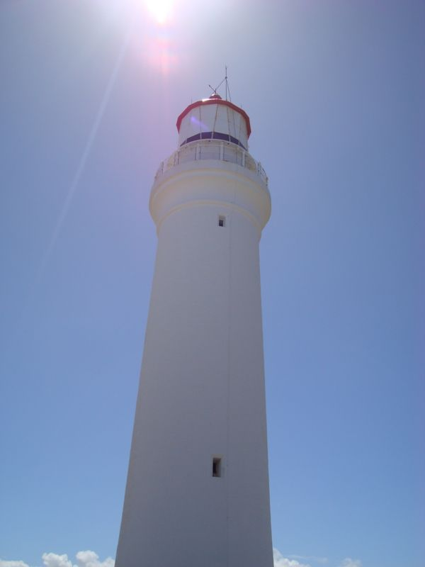 Cape Nelson Lighthouse near Portland