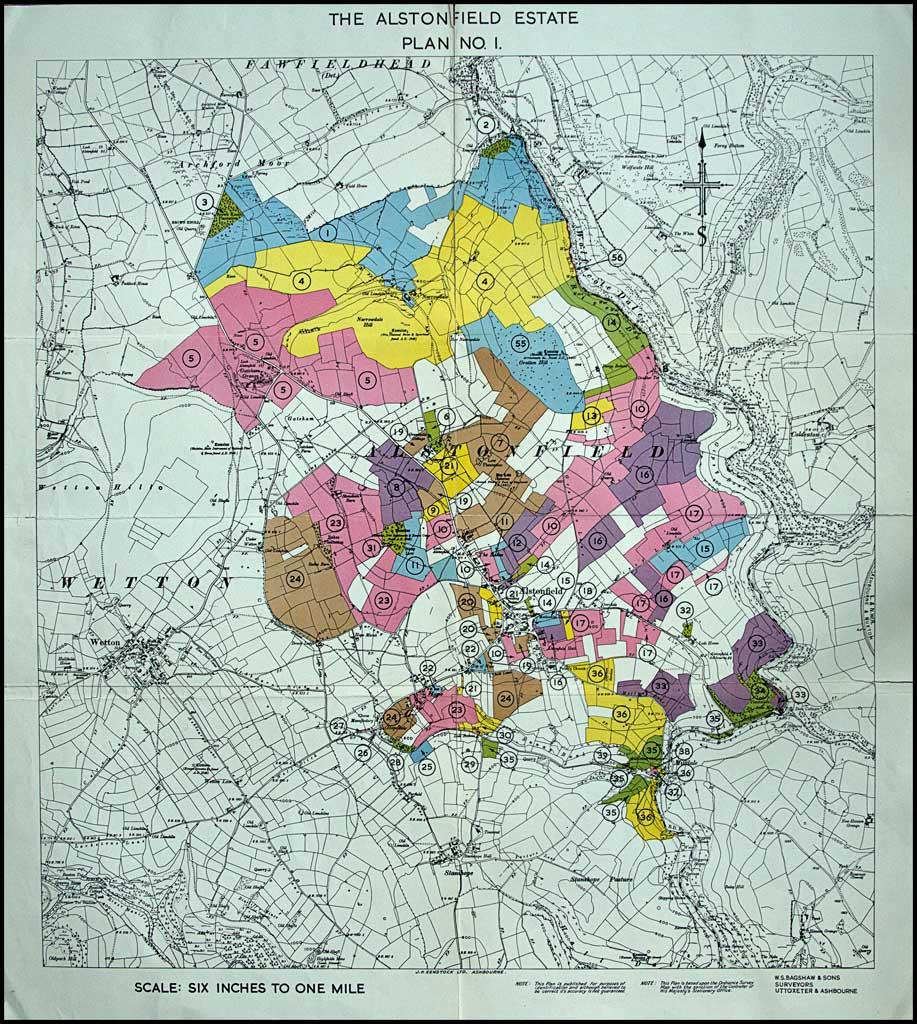 Harpur Crewe Sale of Land - 1951