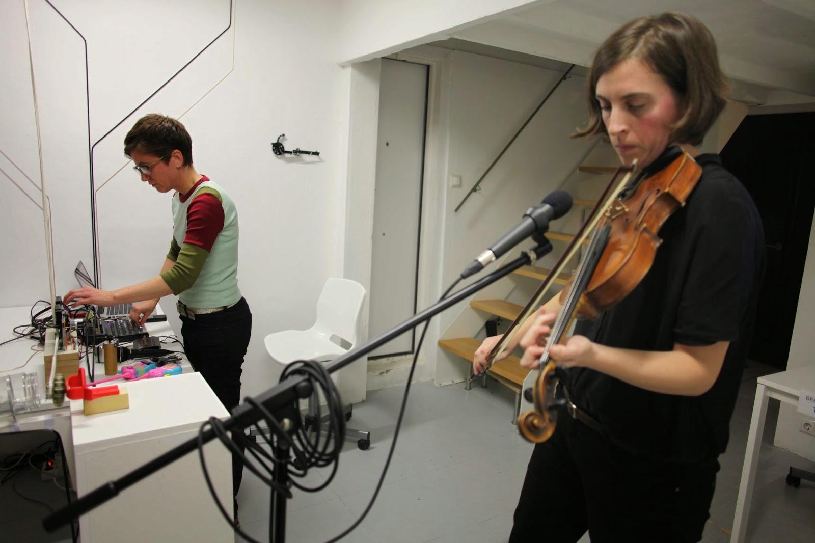 Thessia Machado: REC/PLAY.