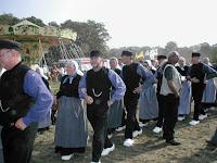 Meddo 2003- folklore dansers