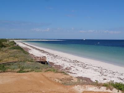 Carvantes beach